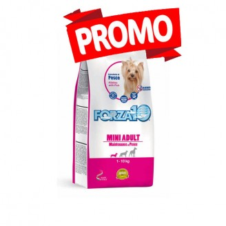 FORZA 10 MINI ADULT MAINTENANCE AL PESCE 2 KG