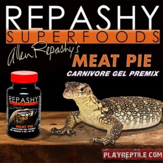 REPASHY MEAT PIE REPTILE 84GR