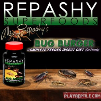 REPASHY BUG BURGER 84GR