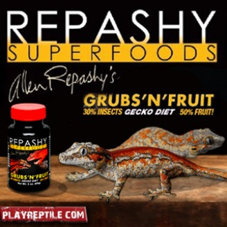 REPASHY GRUBS'N'FRUIT 170GR