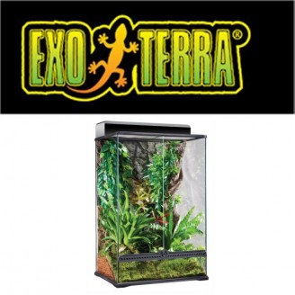 EXO TERRA NATURAL TERRARIUM MEDIUM/X-TALL 60X45X90CM