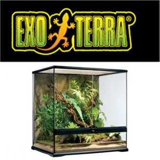 EXO TERRA NATURAL TERRARIUM MEDIUM/TALL 60X45X60CM