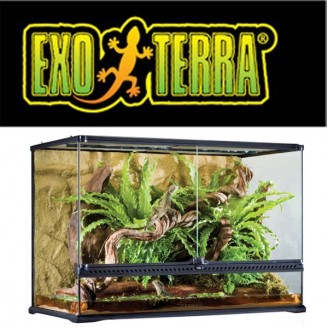 EXO TERRA NATURAL TERRARIUM LARGE/TALL 90X45X60CM