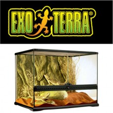 EXO TERRA NATURAL TERRARIUM MEDIUM/WIDE 60X45X45CM