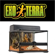 EXO TERRA NATURAL TERRARIUM SMALL/LOW 45X45X30CM