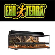 EXO TERRA NATURAL TERRARIUM LARGE/LOW 90X45X30CM