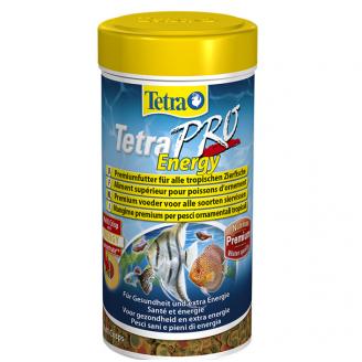 Tetra Pro Energy 100ml - mangime di base premium nutrizionalmente bilanciato