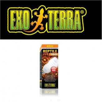EXO TERRA REPTILE UVB 150 25W 10%
