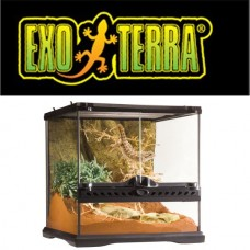 EXO TERRA NATURAL TERRARIUM MINI/WIDE 30X30X30CM
