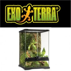 EXO TERRA NATURAL TERRARIUM MINI/TALL 30X30X45CM