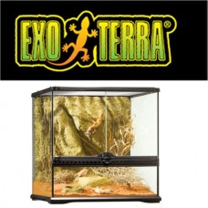 EXO TERRA NATURAL TERRARIUM SMALL/WIDE 45X45X45CM