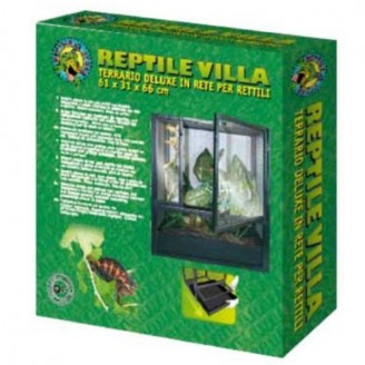 REPTILE STORE REPTILE VILLA 60 - 61X31X66CM